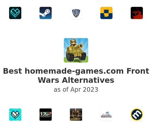Best Front Wars Alternatives