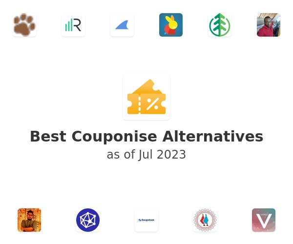 Best Couponise Alternatives