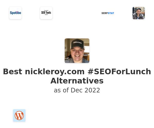 Best #SEOForLunch Alternatives