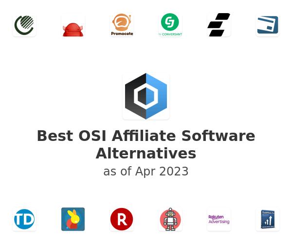 Best OSI Affiliate Software Alternatives