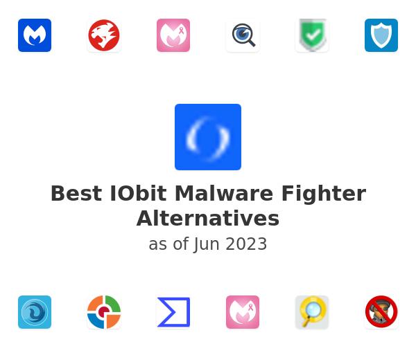 Best IObit Malware Fighter Alternatives