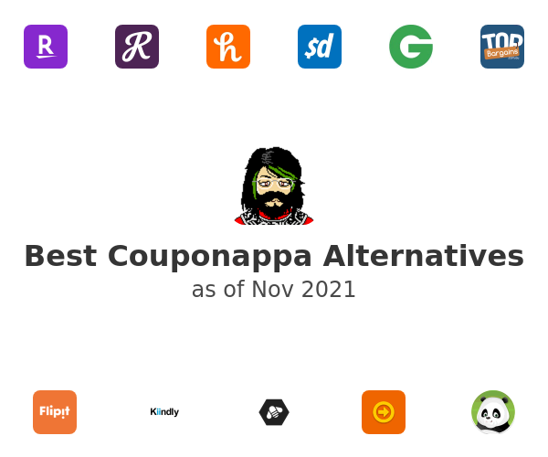 Best Couponappa Alternatives