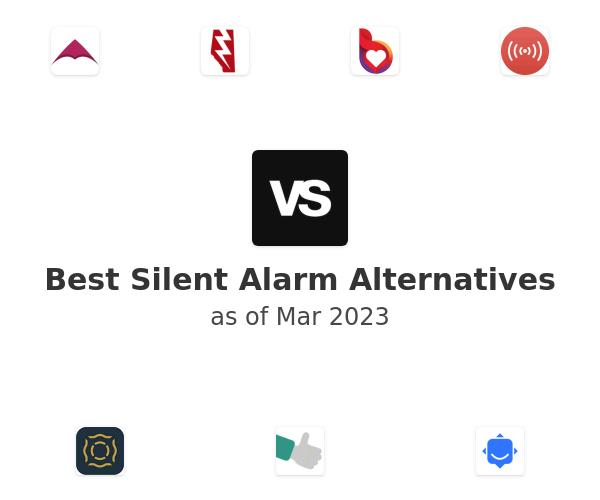 Best Silent Alarm Alternatives
