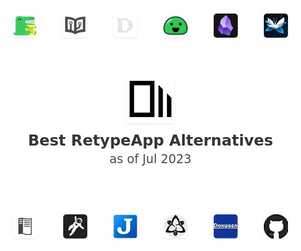 Best RetypeApp Alternatives