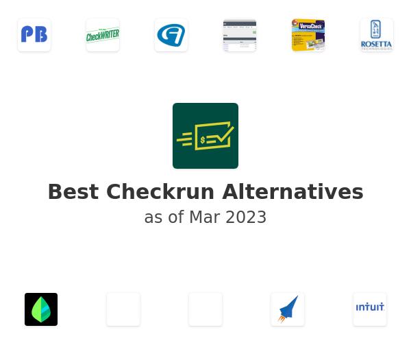 Best Checkrun Alternatives