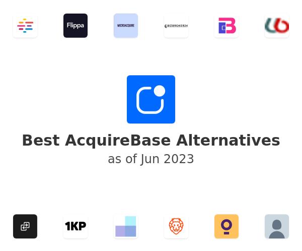 Best AcquireBase Alternatives