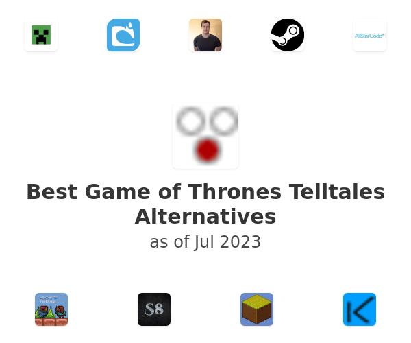 Best Game of Thrones Telltales Alternatives