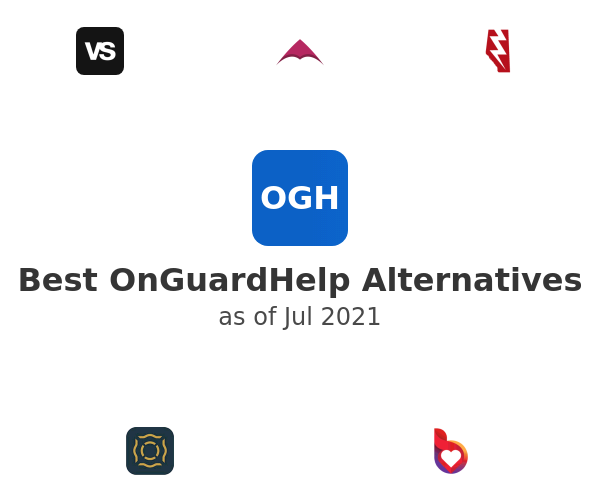 Best OnGuardHelp Alternatives