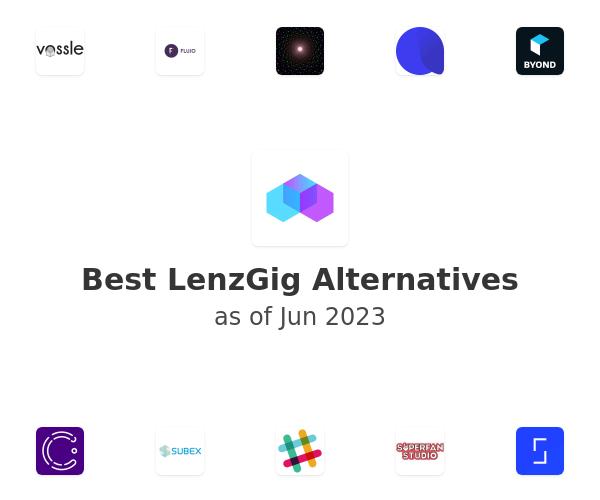 Best LenzGig Alternatives