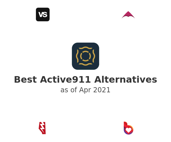 Best Active911 Alternatives