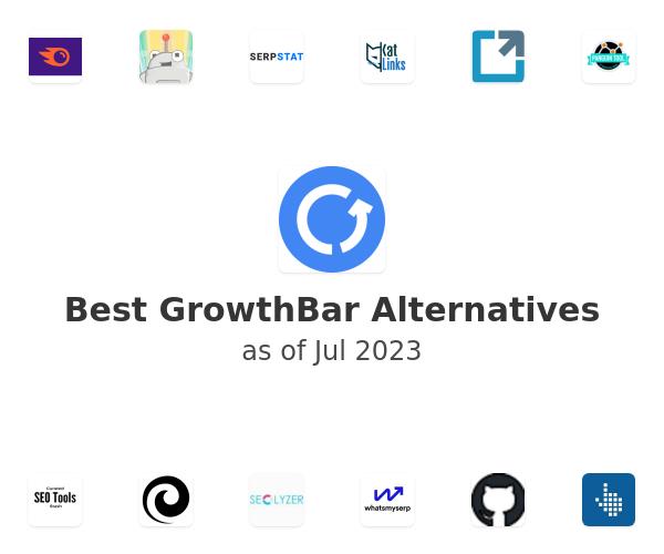 Best GrowthBar Alternatives