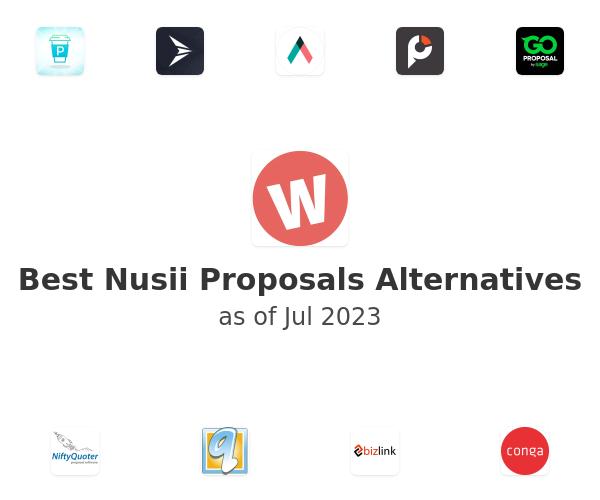 Best Nusii Proposals Alternatives