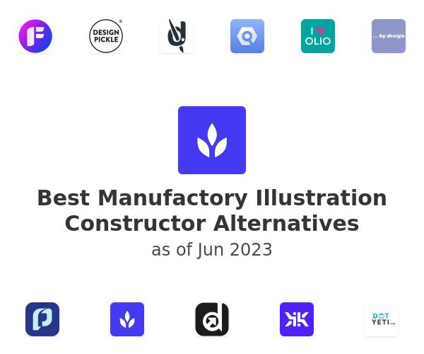 Best Manufactory Illustration Constructor Alternatives
