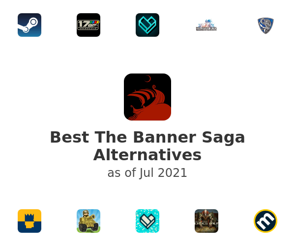 Best The Banner Saga Alternatives