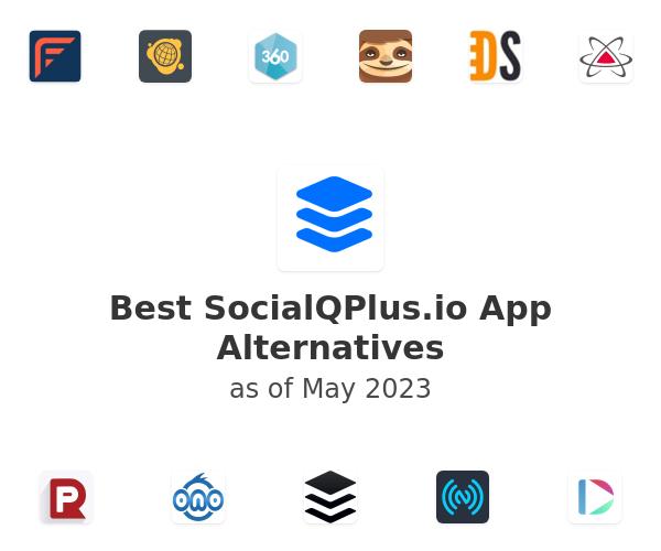 Best SocialQPlus.io App Alternatives