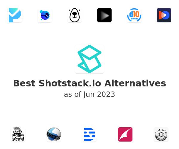 Best Shotstack.io Alternatives