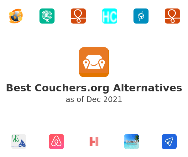 Best Couchers.org Alternatives