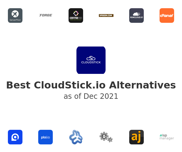 Best CloudStick.io Alternatives