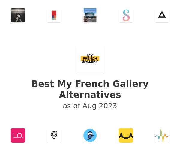 Best My French Gallery Alternatives
