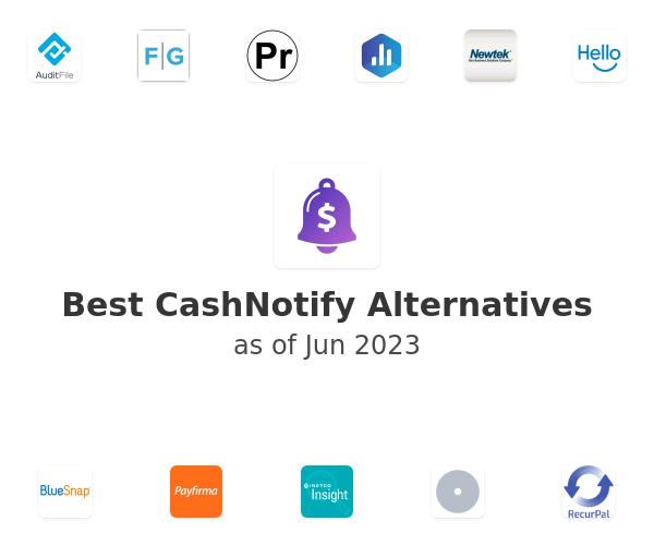 Best CashNotify Alternatives