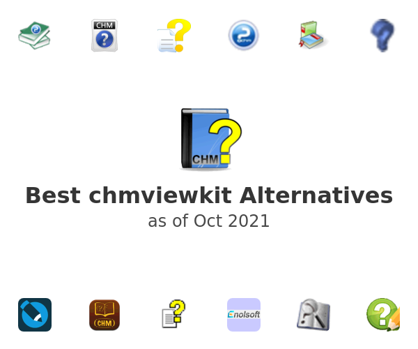 Best chmviewkit Alternatives