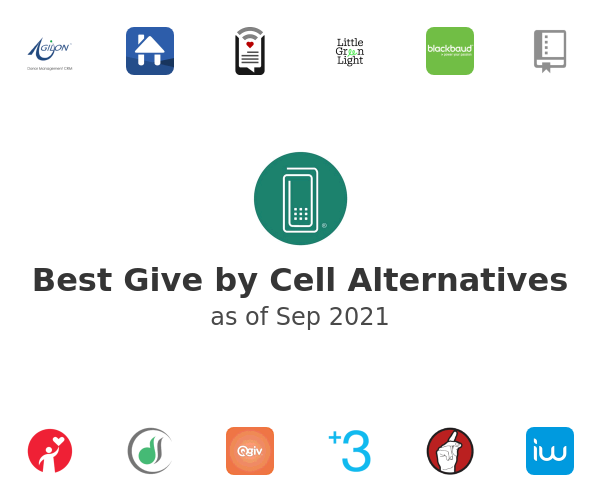 Best Give by Cell Alternatives