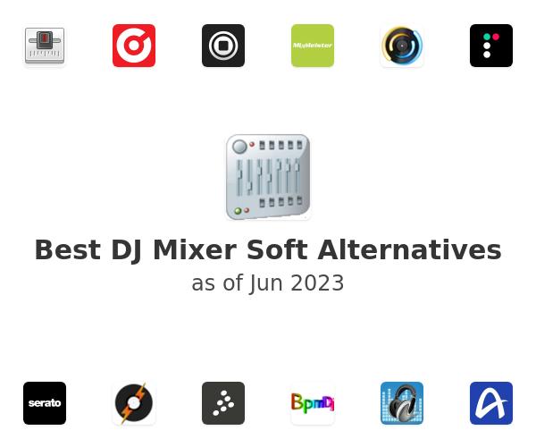 Best DJ Mixer Pro Alternatives