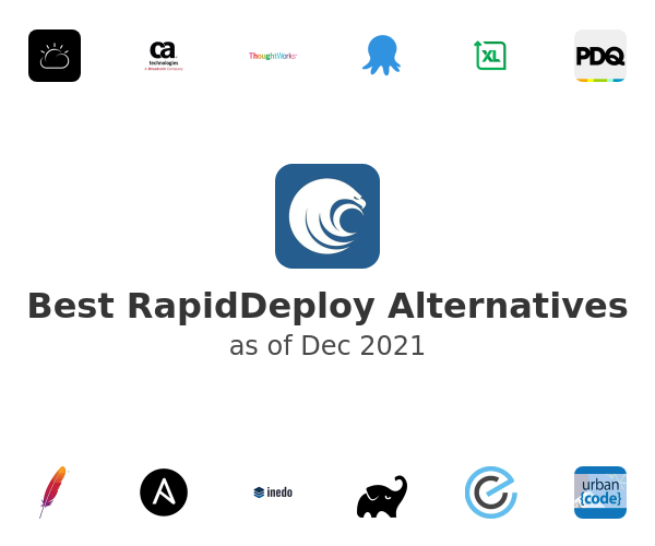 Best RapidDeploy Alternatives