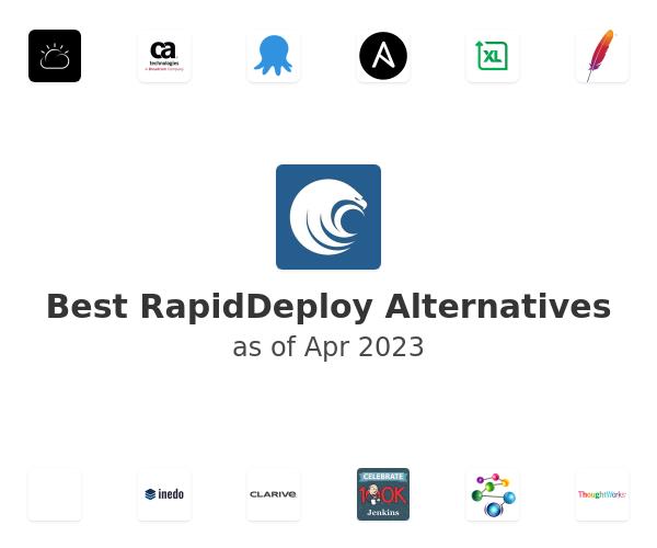 Best RapidDeploy Alternatives