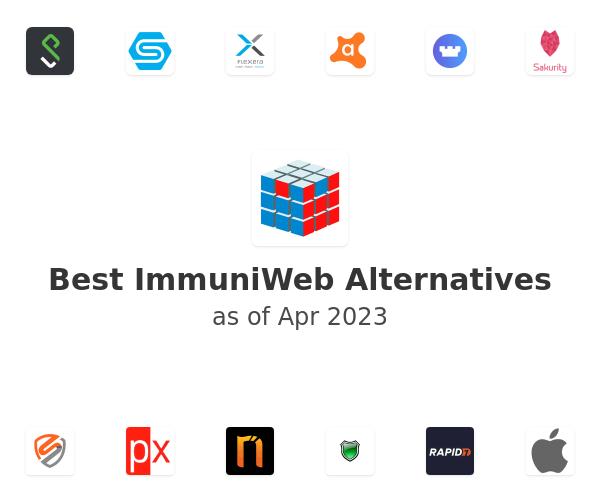 Best ImmuniWeb Alternatives