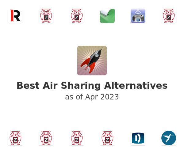 Best Air Sharing Alternatives