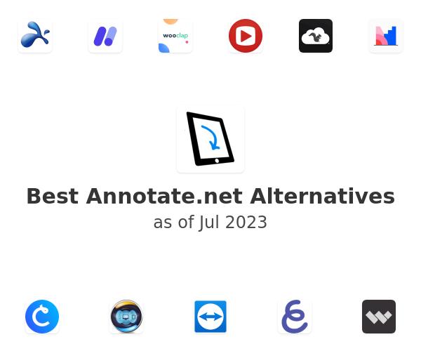 Best Annotate.net Alternatives