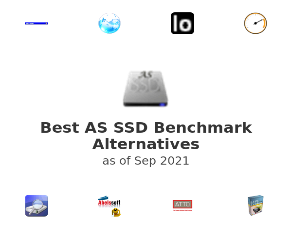Best AS SSD Benchmark Alternatives