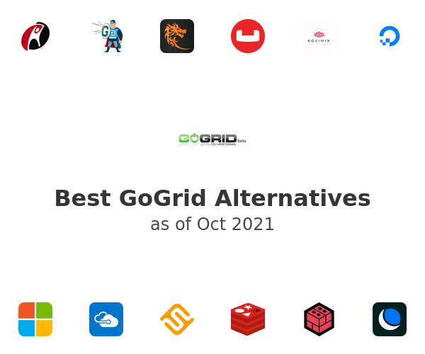 Best GoGrid Alternatives