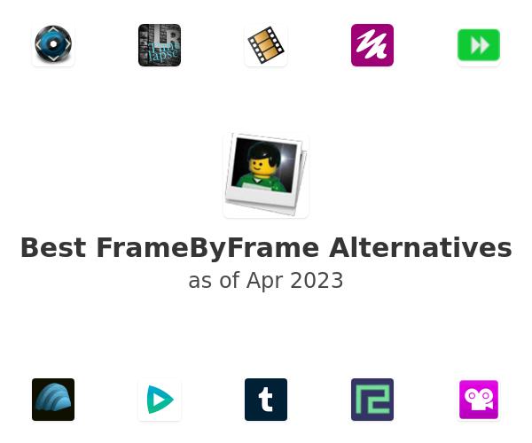 Best FrameByFrame Alternatives