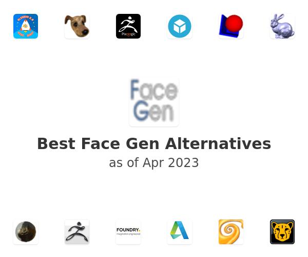 Best Face Gen Alternatives