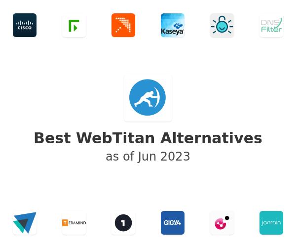 Best WebTitan Alternatives