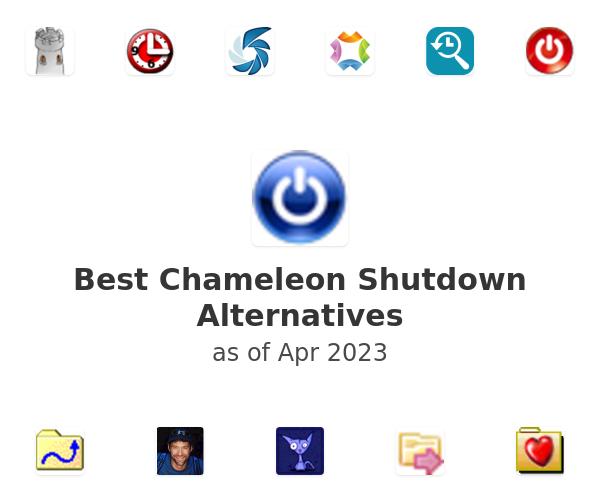 Best Chameleon Shutdown Alternatives