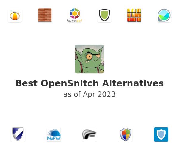 Best OpenSnitch Alternatives