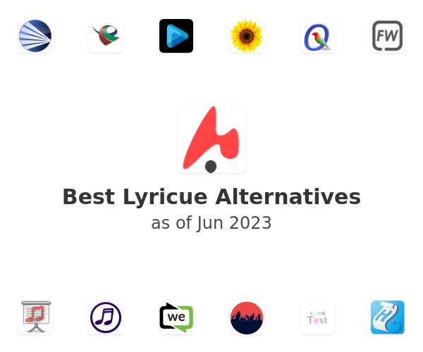 Best Lyricue Alternatives
