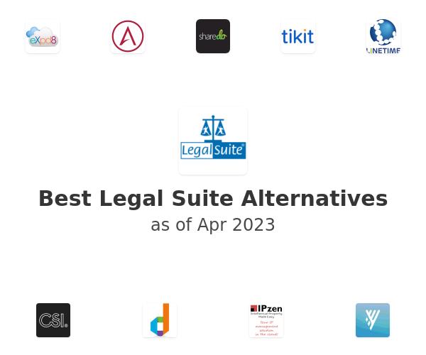 Best Legal Suite Alternatives