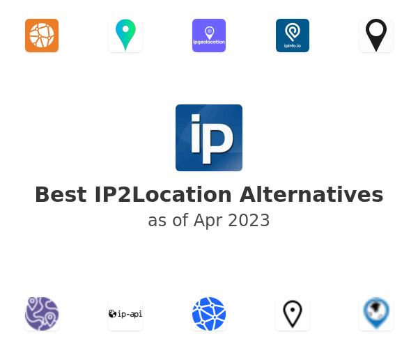 Best IP2Location Alternatives