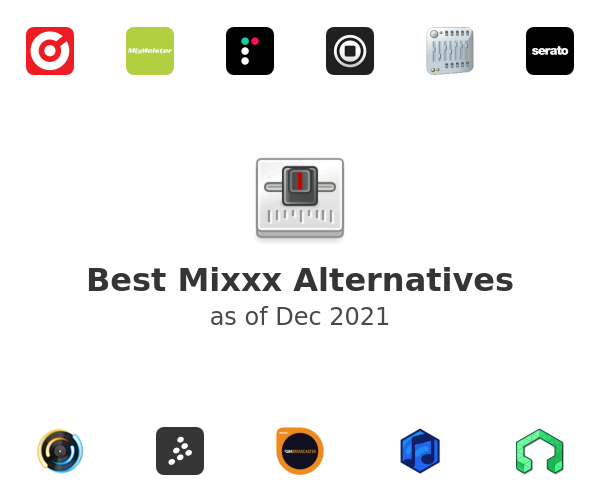 Best Mixxx Alternatives