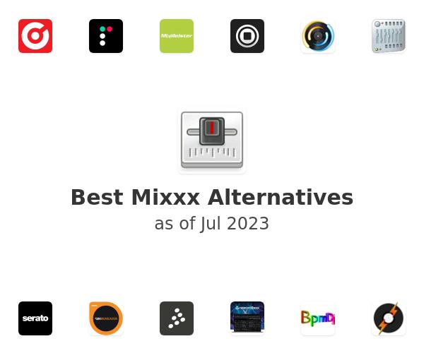 Best Mixxx Alternatives