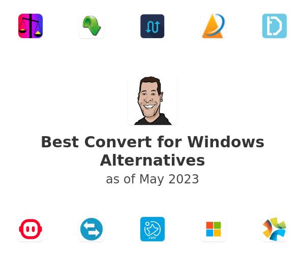 Best Convert for Windows Alternatives