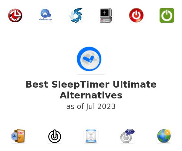 Best SleepTimer Ultimate Alternatives