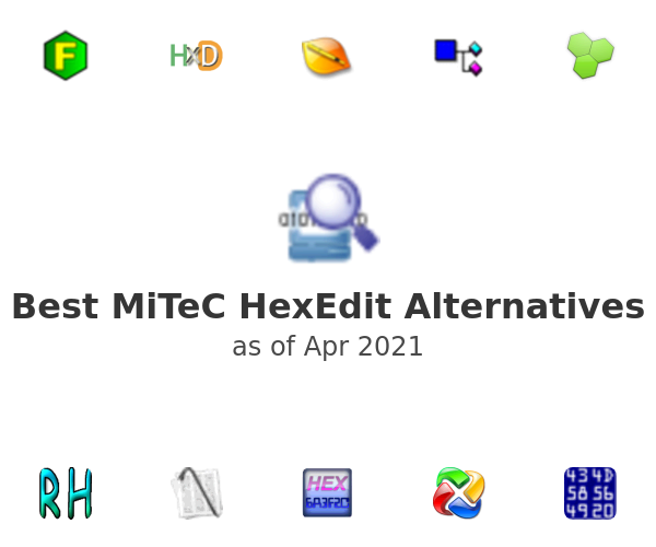 Best MiTeC HexEdit Alternatives