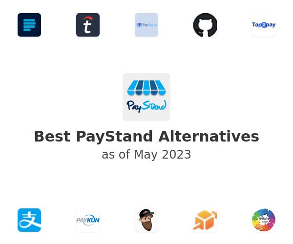 Best PayStand Alternatives