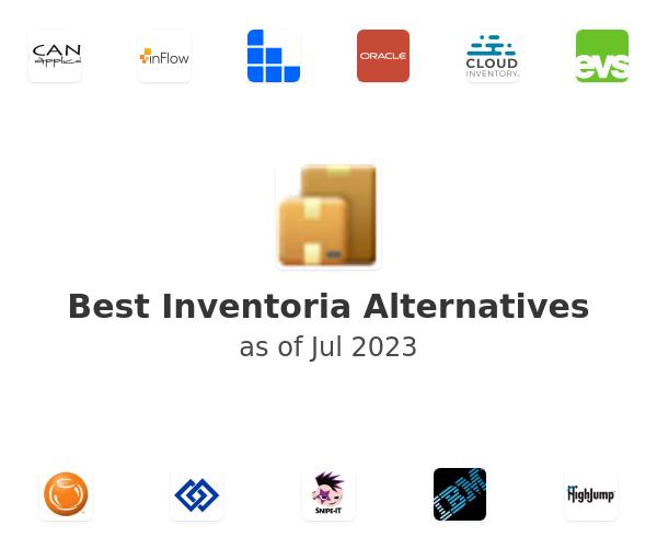 Best Inventoria Alternatives
