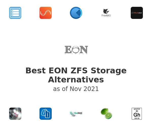 Best EON ZFS Storage Alternatives